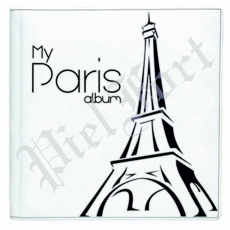 Álbum de fotos Paris