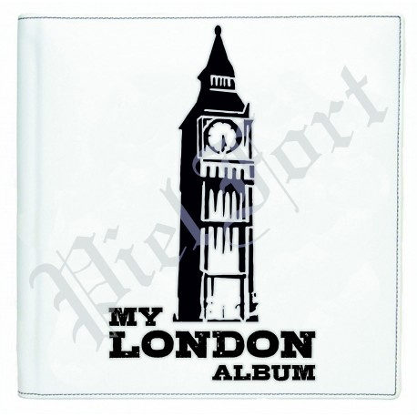 Álbum para fotografías London