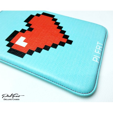 "Funda para iPhone & iPad ""Pixelated heart"""