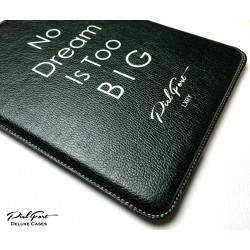"Funda para iPhone & iPad  ""No dream is too big"""