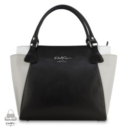 PielFort_Luxury_Handmade_in_Spain_Bags_Gris_Negro_Blanco