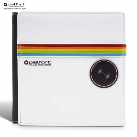 The Cool - White Classic Camera Series