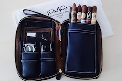 PielFort Cigar Bag
