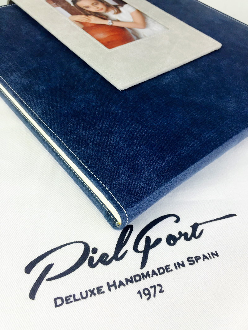 PielFort Luxury Handmade in Spain, album fotografico de comunion