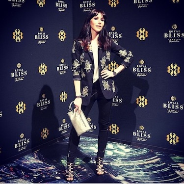 PielFort Luxury Royal Bliss Madrid photocall